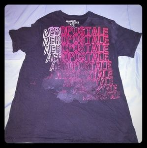 Aeropostle v-neck tshirt